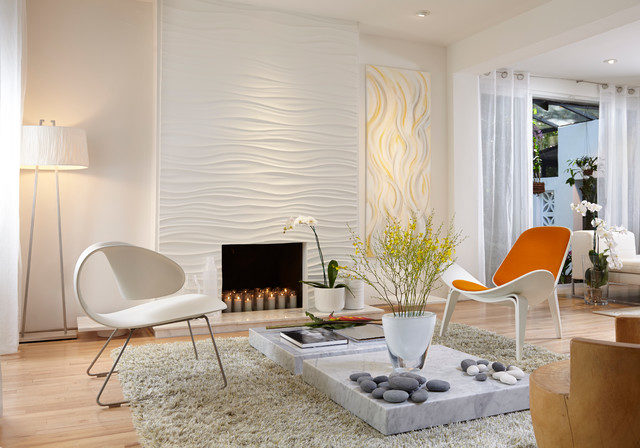 Know the Hidden Advantages of Installing Textured Wall Panels