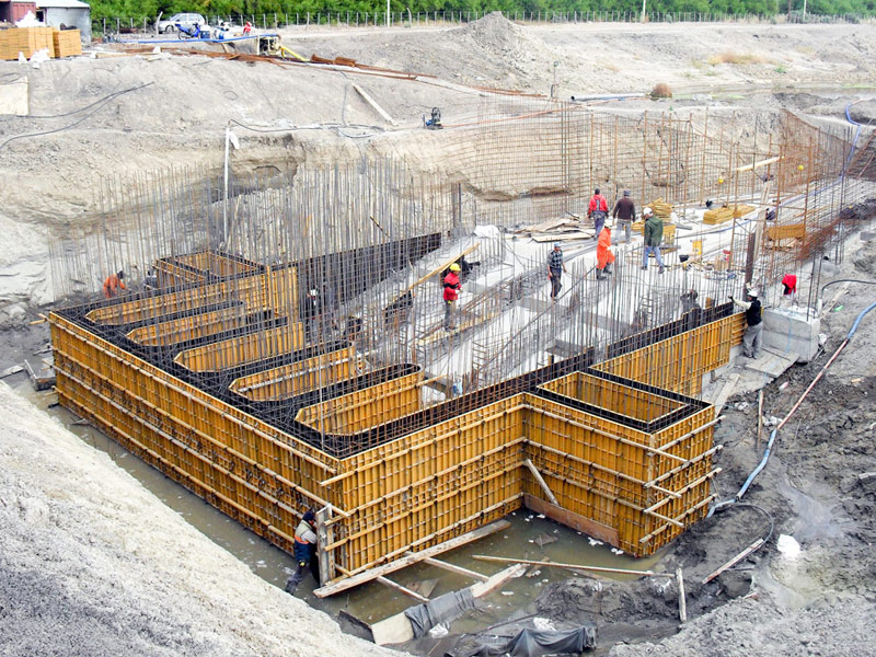 Different Types Of Concrete Formwork Structures