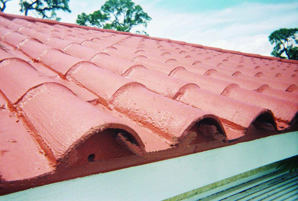 Concrete Roof Waterproofing