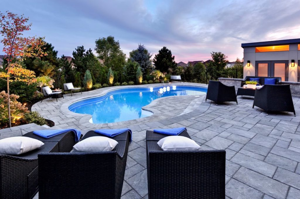 creating your pool pavers in Sydney