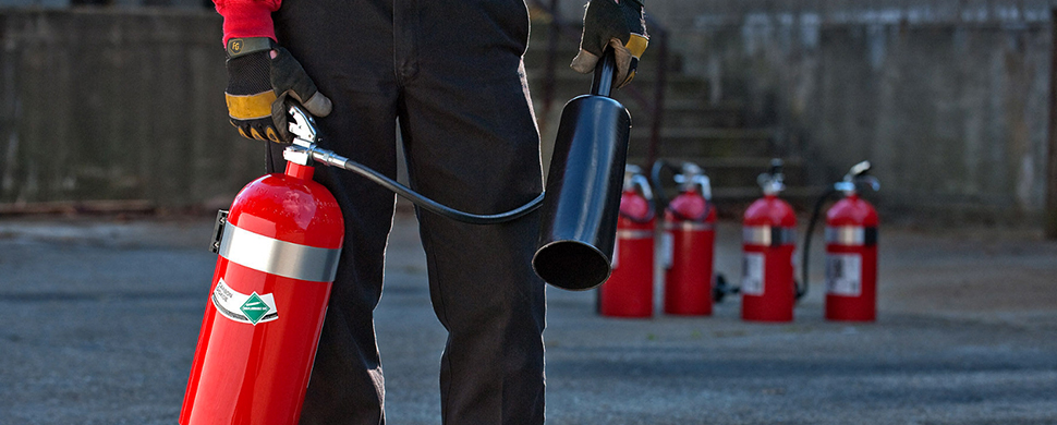 Top 5 Types Of Fire Extinguisher's For Users To Select