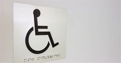 How Are Braille Tactile Signs Helpful?