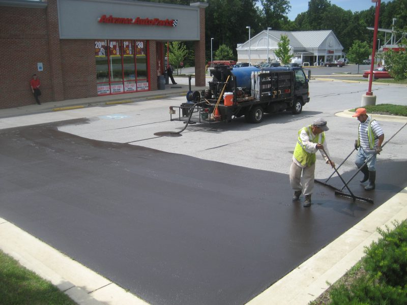 Choosing and Applying Concrete Sealers