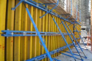 Basic Information About Concrete Wall Formwork
