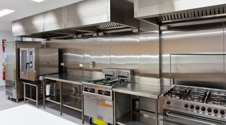 Types Of Equipment And Fitout Required To Design A Commercial Kitchen
