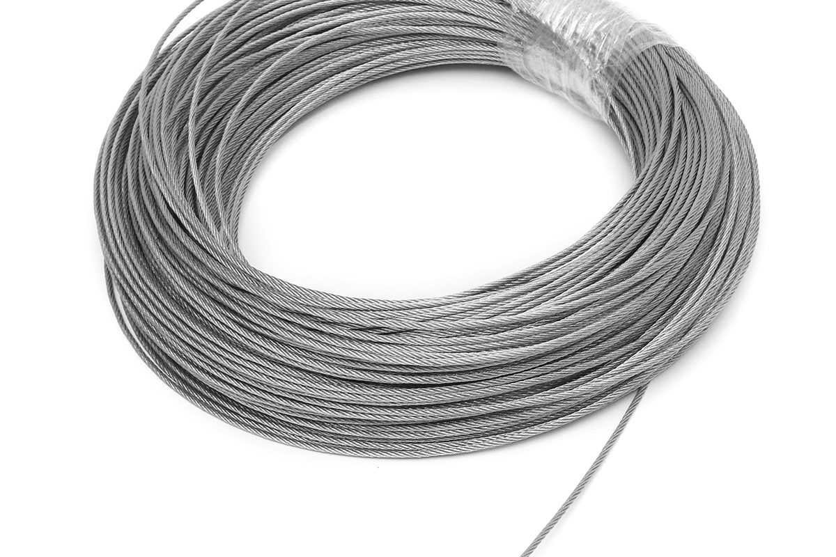 Why Should You Go For Stainless Steel Wire Rope?