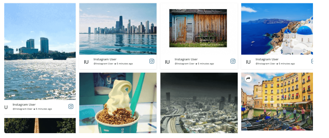Displaying an Instagram Hashtag Feed on your website