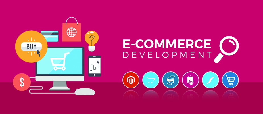 Services offered by e-Commerce Development