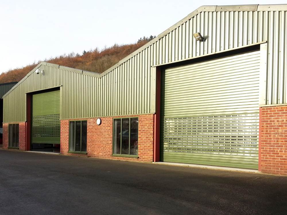 Benefits Of Industrial Roller Shutter Doors