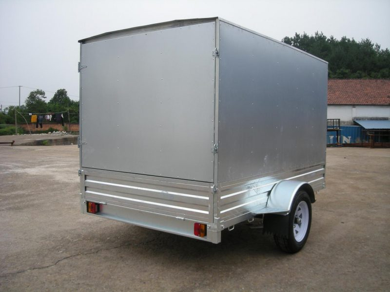 How Does Box Trailers Help with Heavy Duty Transportation?