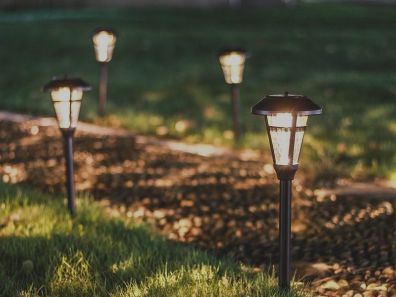 Why Solar Powered Lights are Important for Reducing Carbon Footprint?