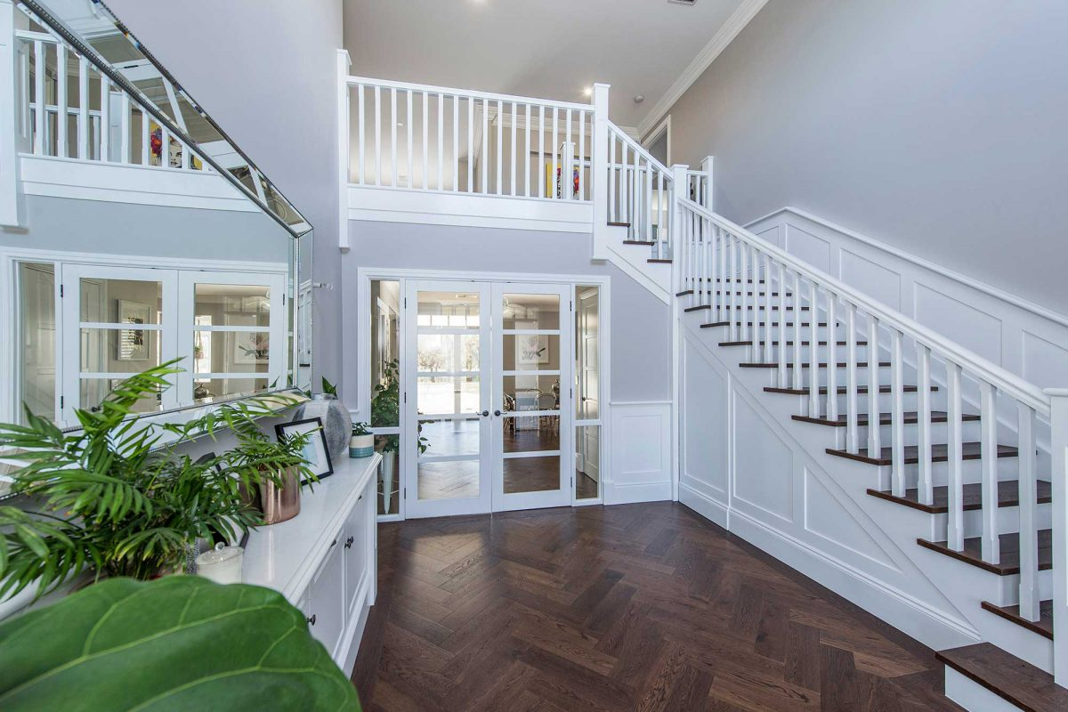 Enhancing The Beauty Of Your Home With Hamptons Style Staircase