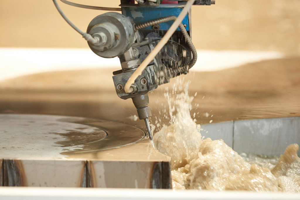 Industrial and commerce cutting services are important services. You might have to cut metals and other materials. There are a number of ways you can cut materials and water jet cutting is quite effective.