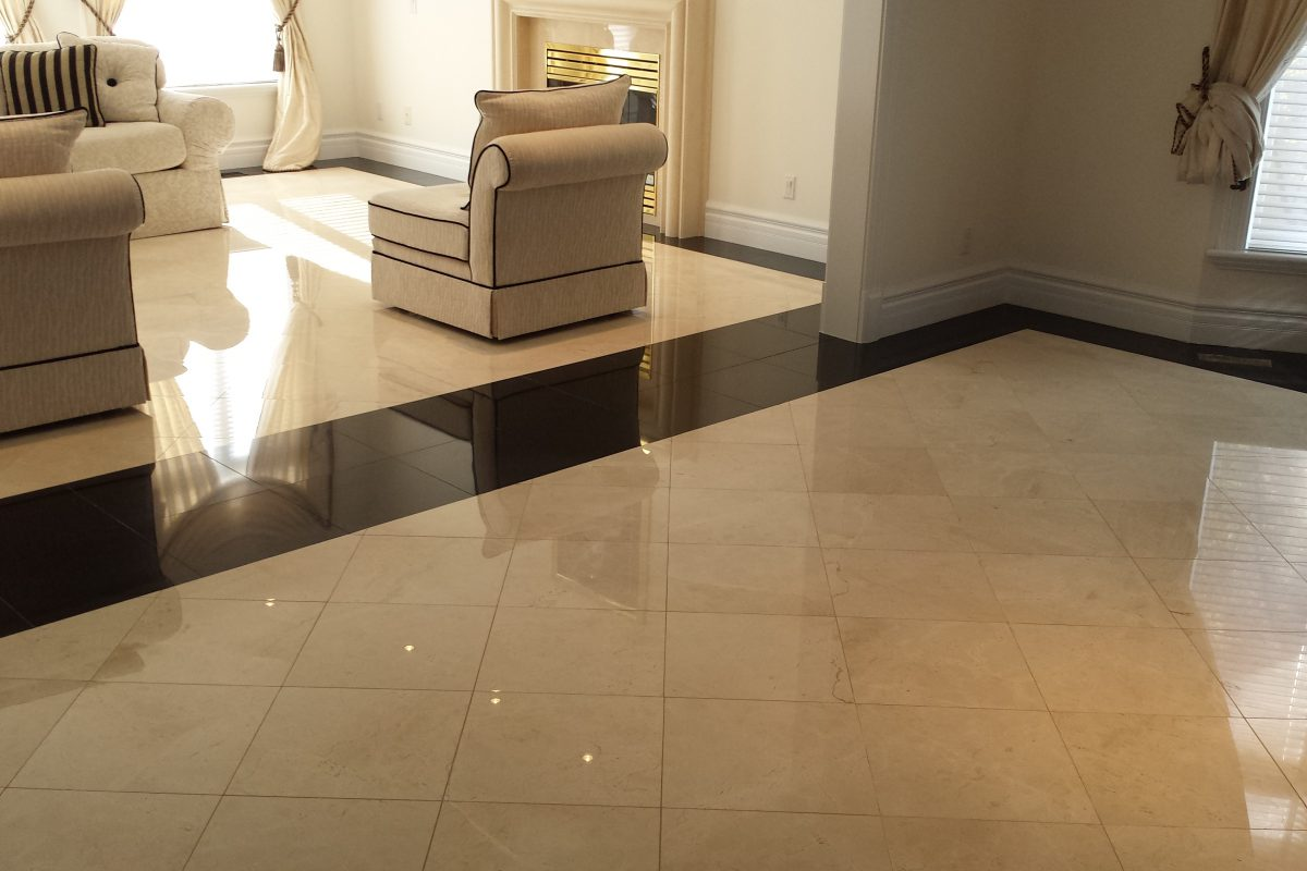 The Step By Step Process To Cover Marble Floor Restoration With Ease
