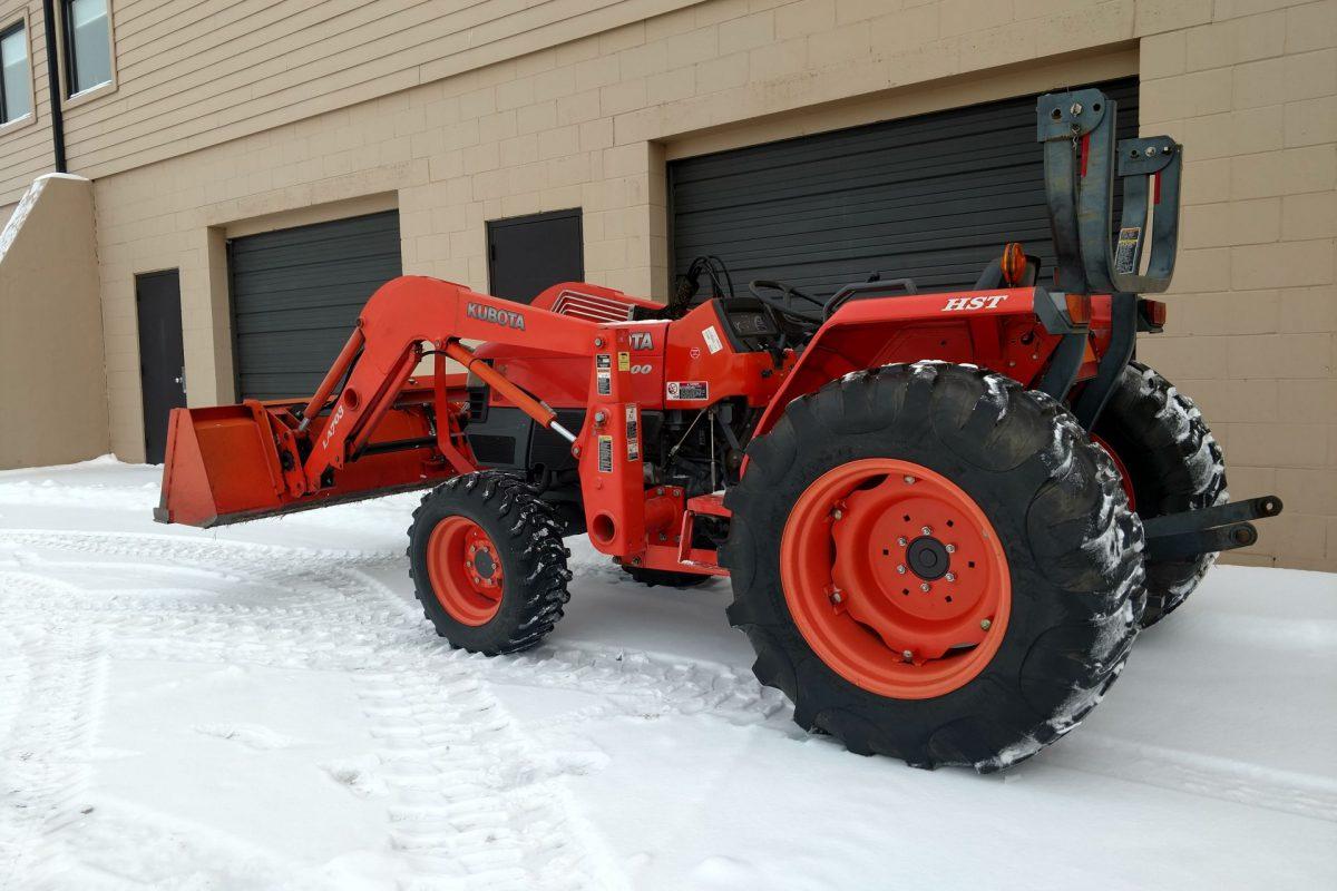 List of benefits in choosing Kubota tractors