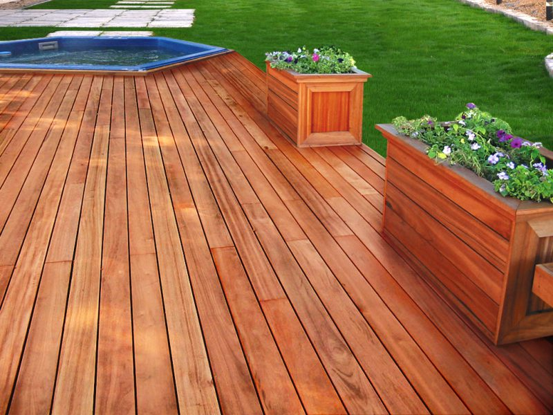 Why Is Garden Decking Essential?