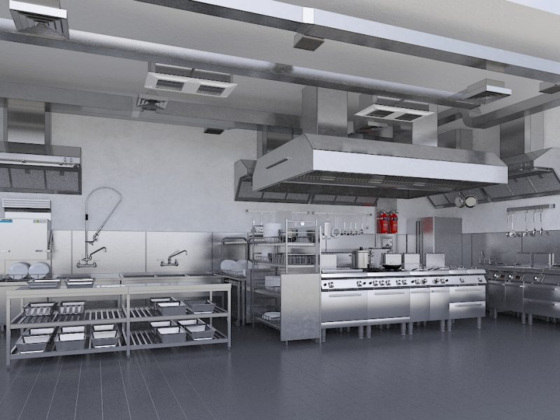 How To Select The Best Restaurant Equipment Supplier?
