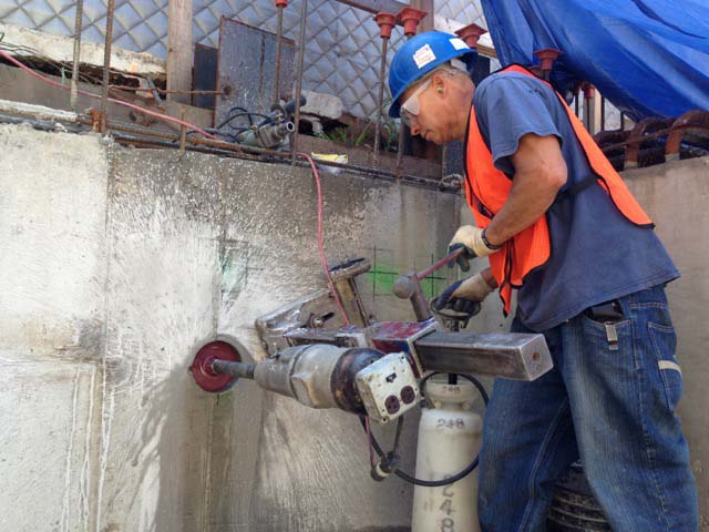 Contractors Concrete Drilling Tips