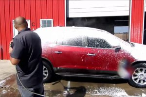 What are your car wash options? Check this list!