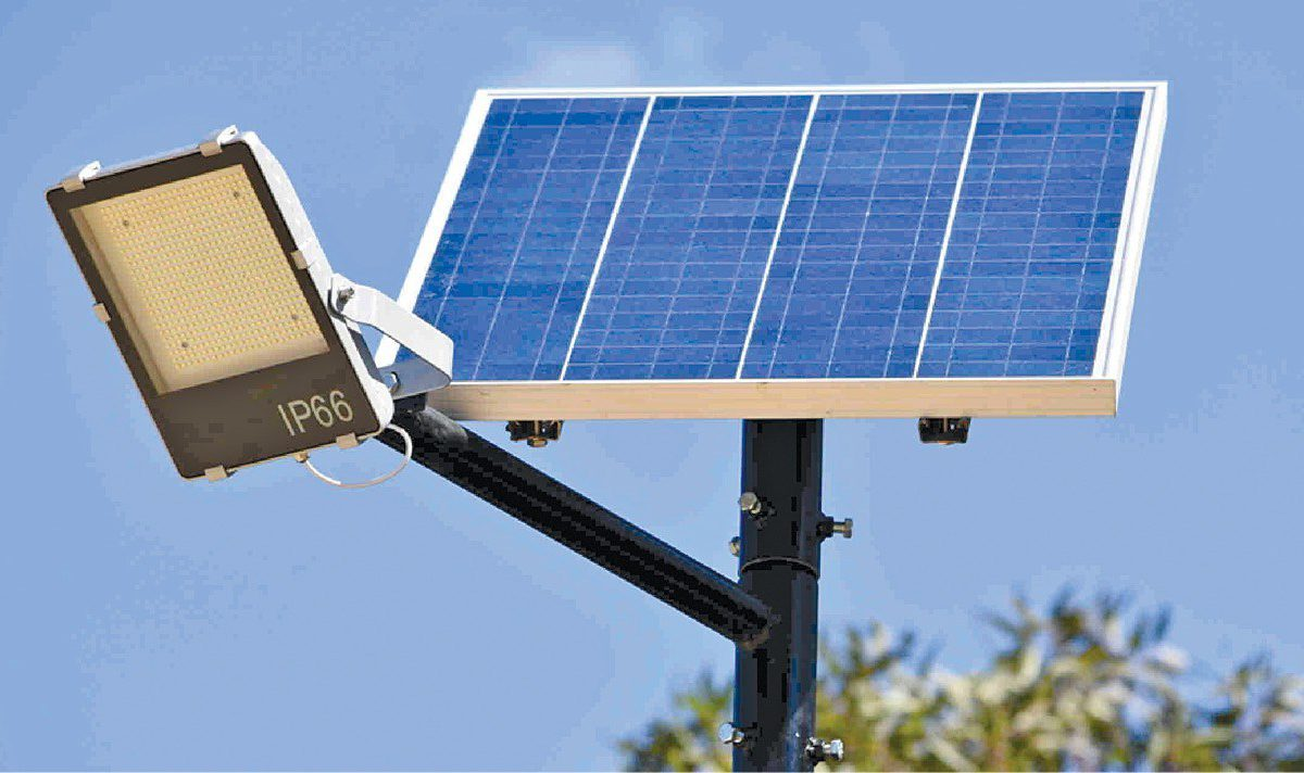 How To Choose The Right Solar Floodlights?