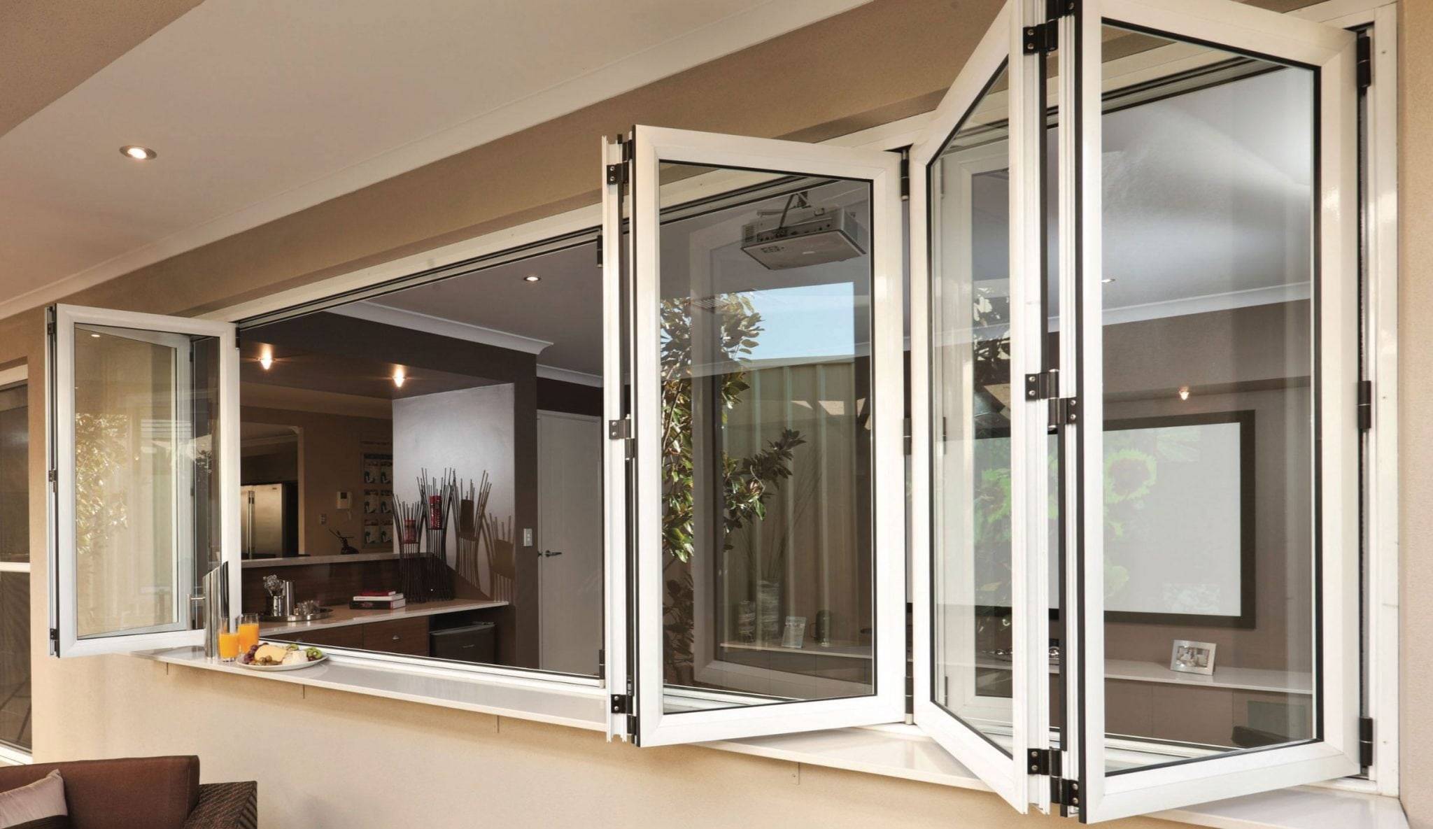 You should not go beyond the addition of any high-quality matching windows if you already have aluminium double glazed windows built in your home and are searching for some new window options to complement.