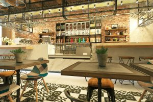 How Cafe Designers Transform A Cafe Into Quirky, Attractive Space?