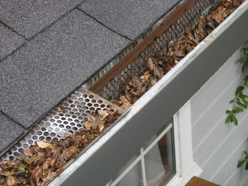 Why are gutter guards essential for the autumn season?