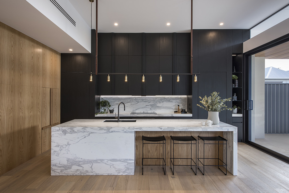 marble benchtops Sydney
