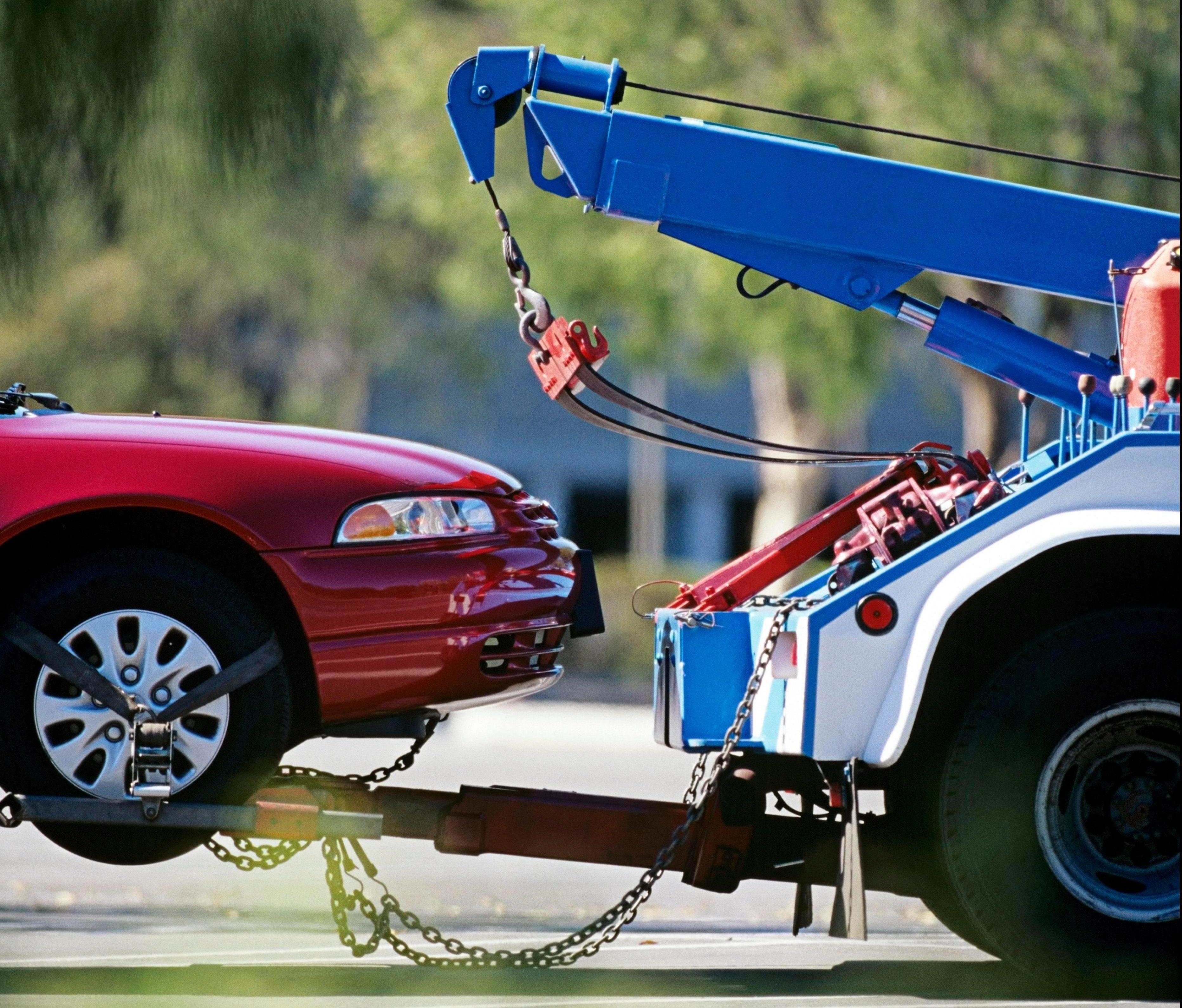 Car towing Parramatta