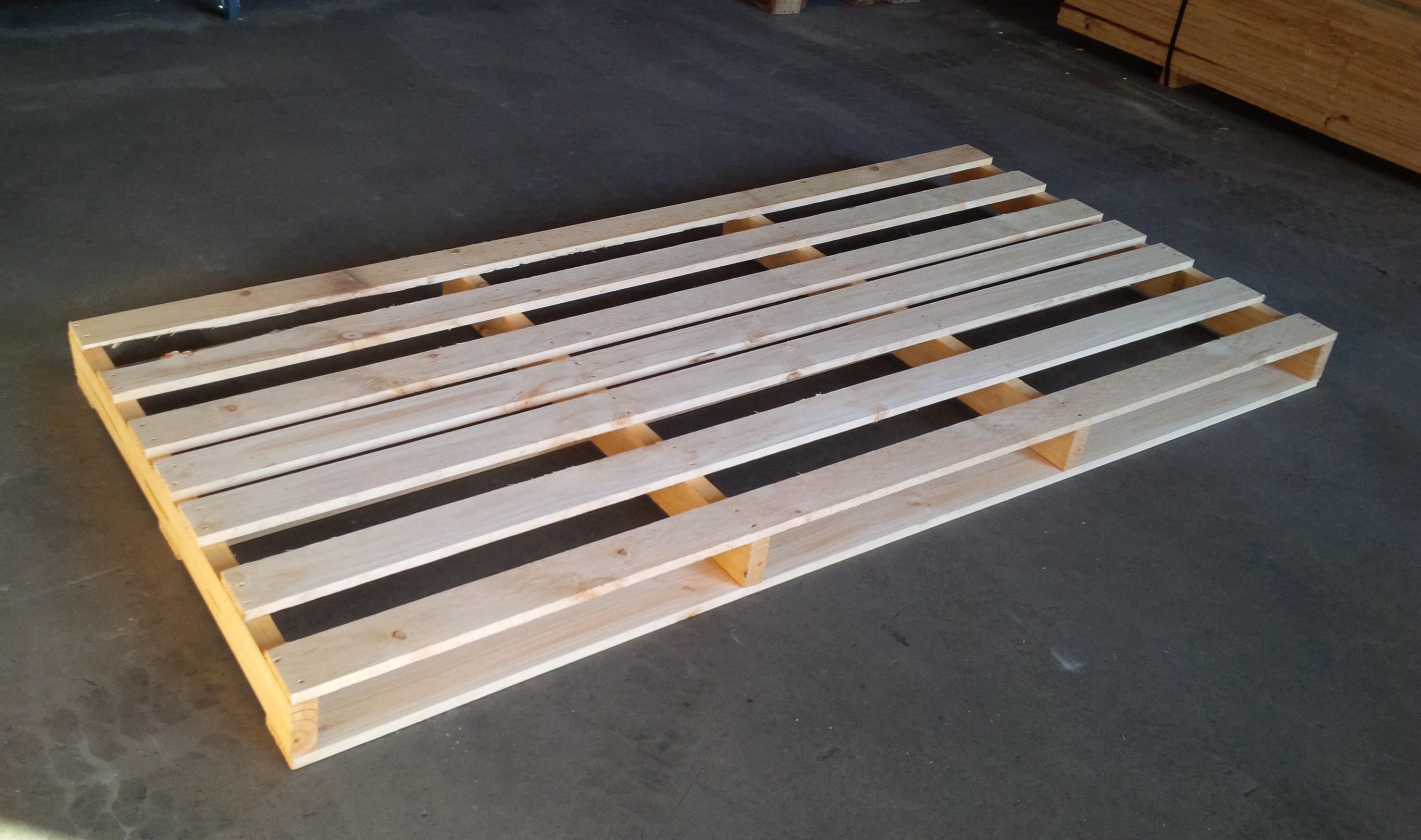 Why Prefer The Hardwood Pallets For Sale