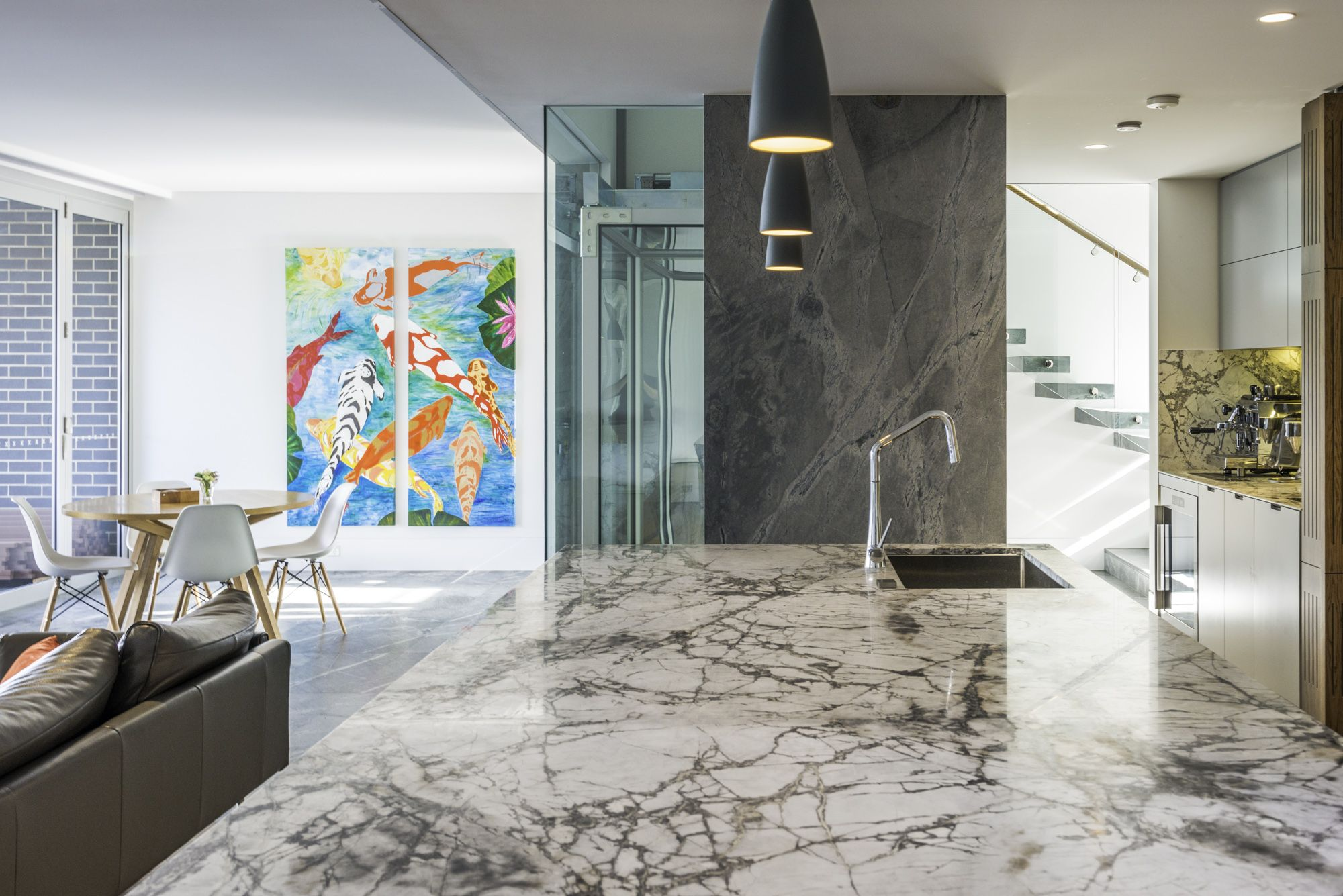 Impacts Of Natural Stone Tiles On Sydney