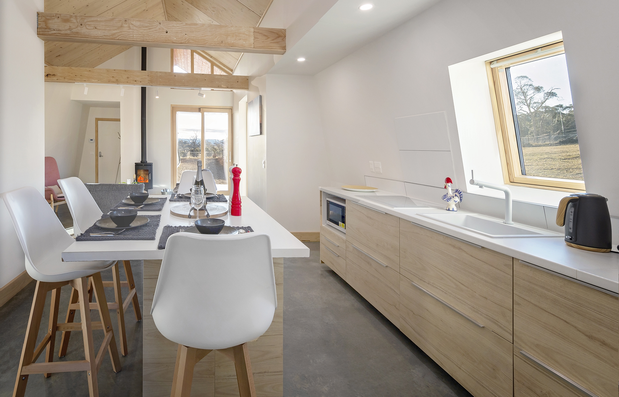 Kitchen Joinery At Its Best In Jindabyne