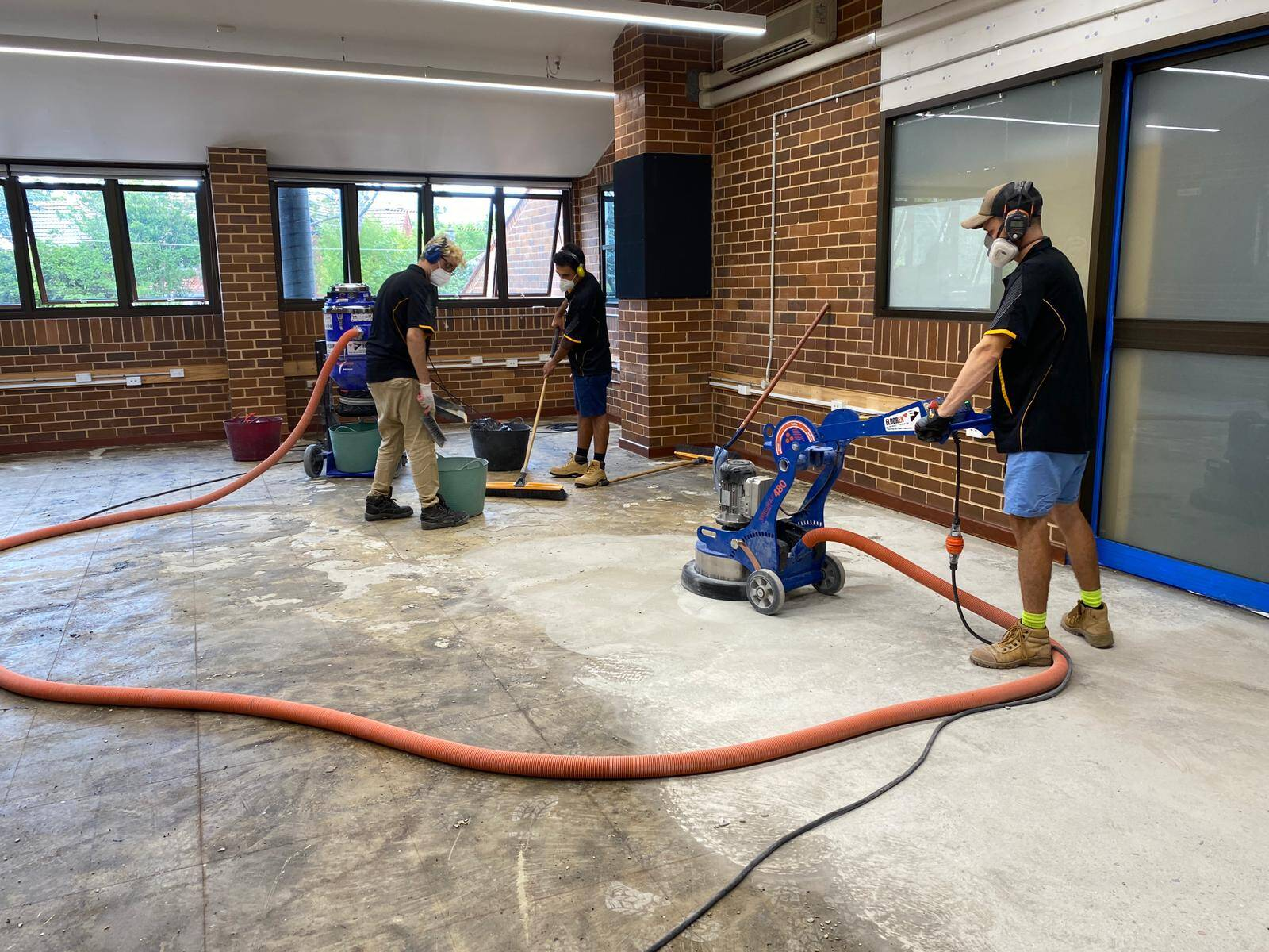 Reasonable Payments Of Floor Polishing In North Shore Sydney Services Come With Professional Work