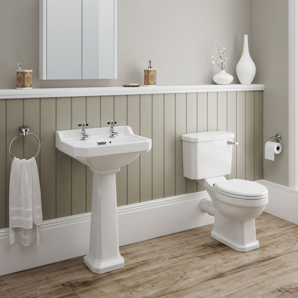 Various benefits and conveniences of Installing Toilet Suits