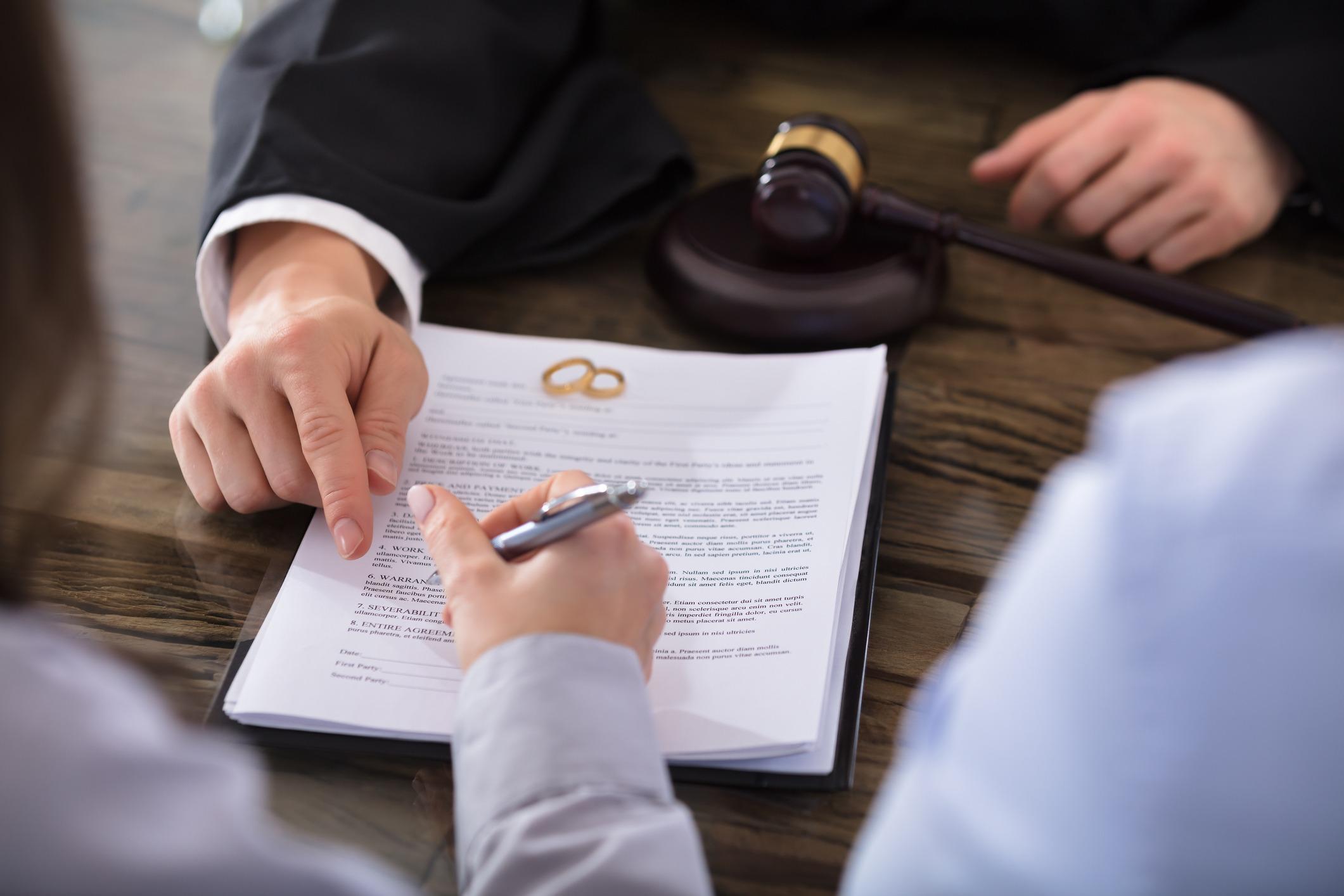 cheap divorce lawyers