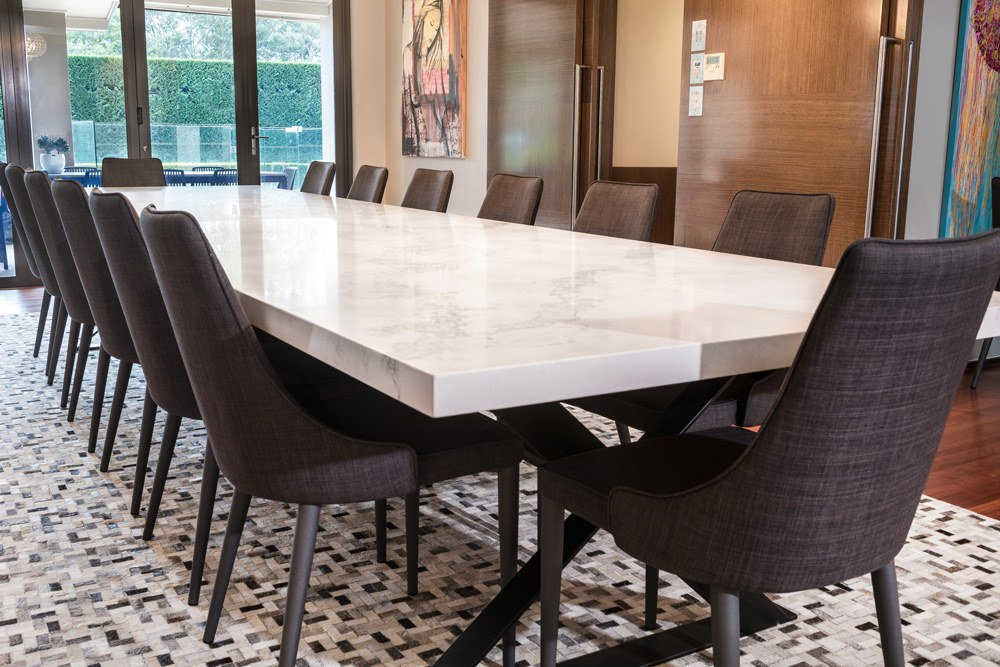 Why Custom Made Dining Table Is Always Better Than Mass Produced Counterparts?