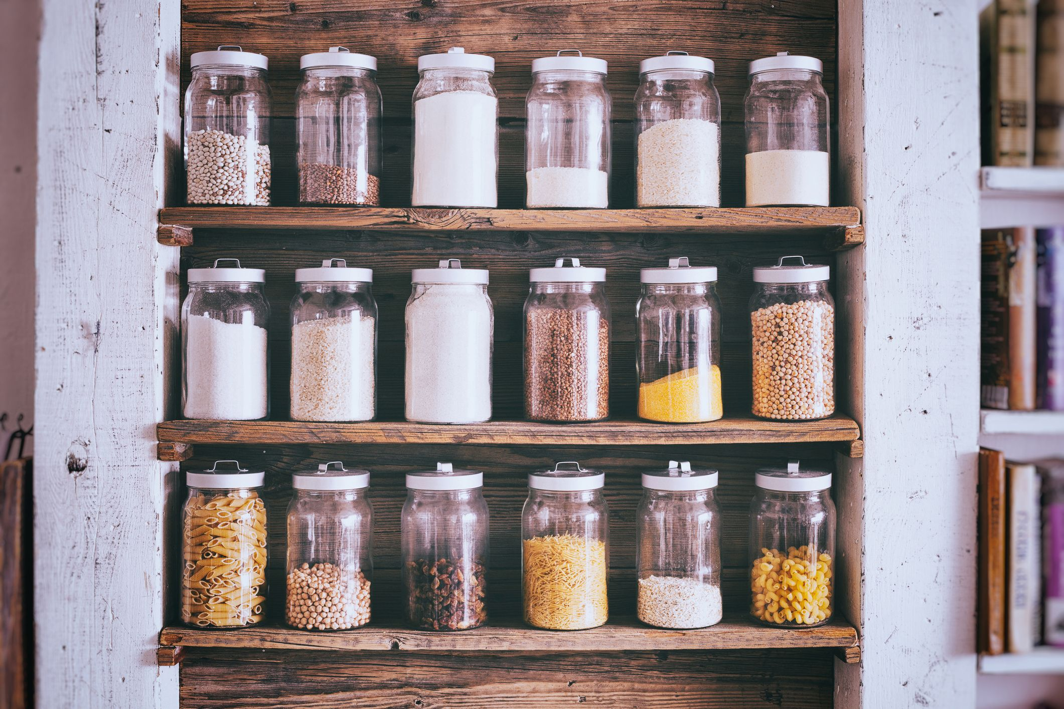 Why Pantry Organisation Is A Breeze Now