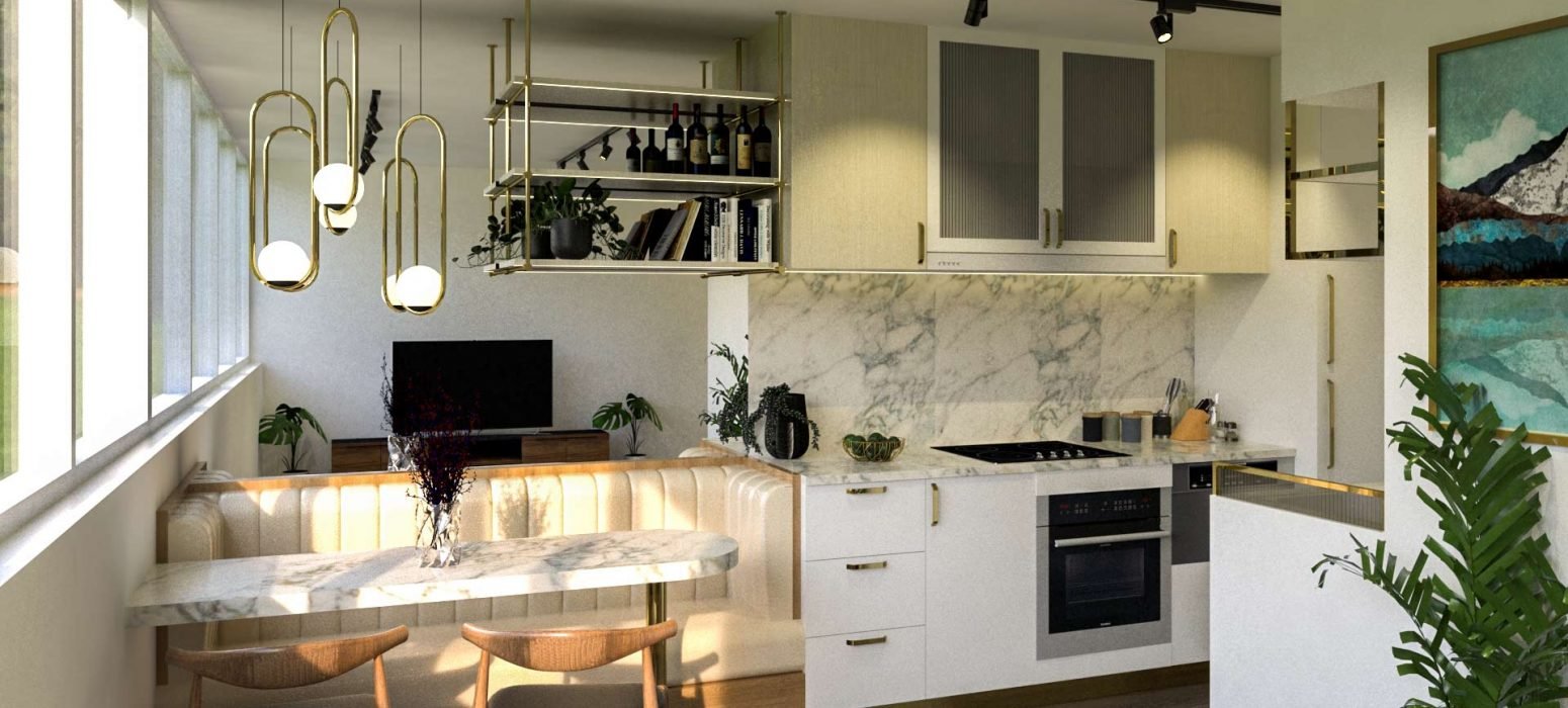 The Most Commonly Requested Kitchen Shapes – Which Kitchen Shape Do Kitchen Builders Mosman Recommend?