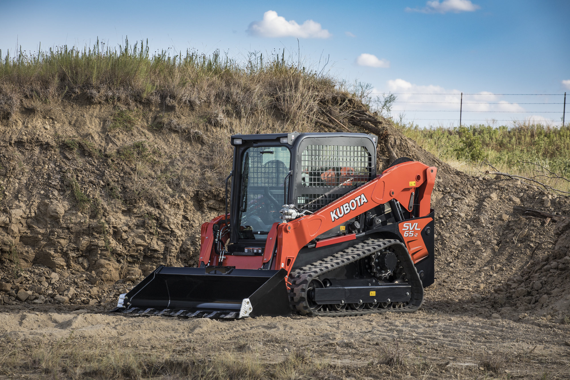 Why You Should Invest In Kubota Track Skid Steer