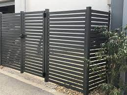 Key Reasons To Install The Aluminium Slat Gates