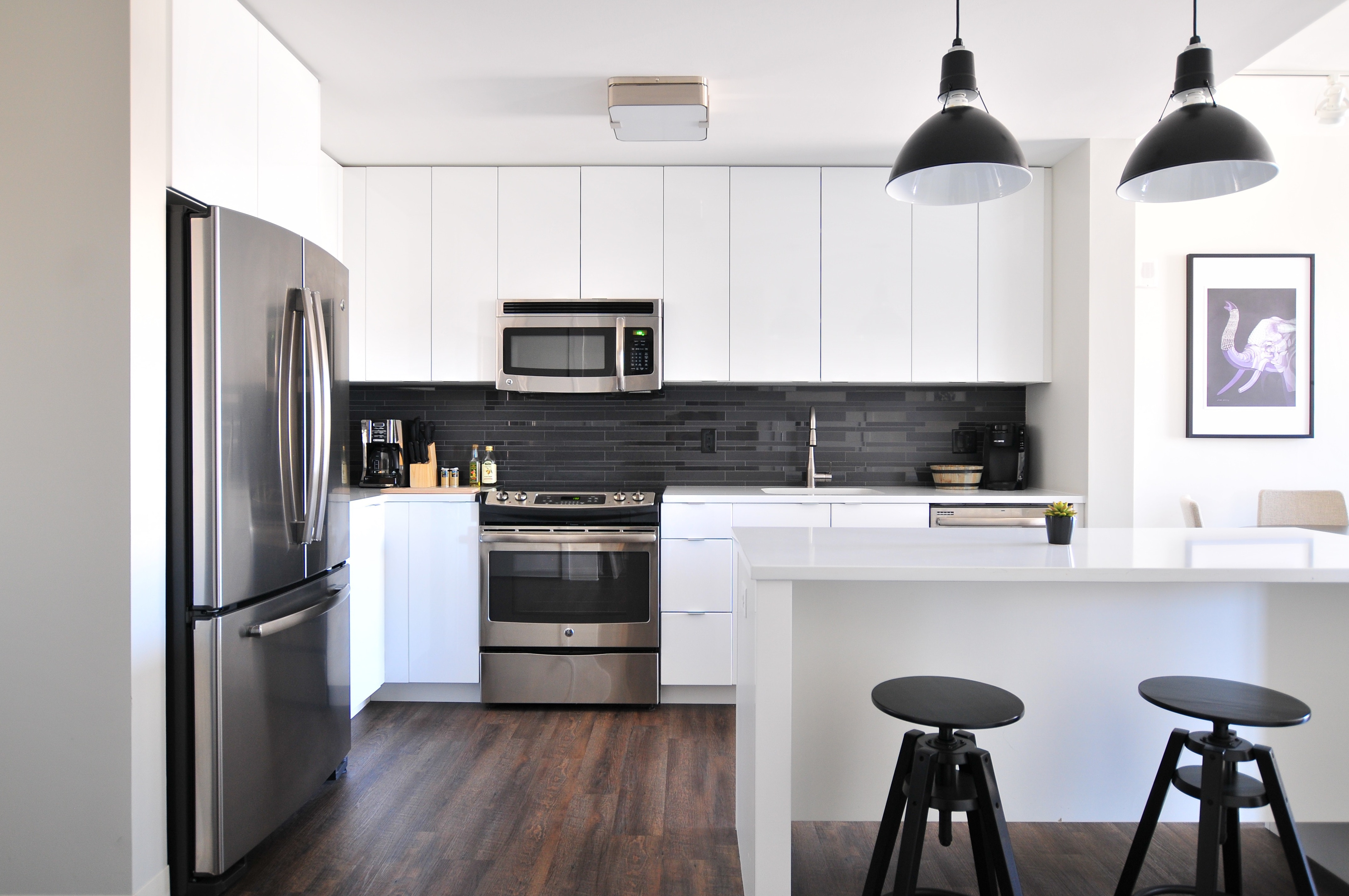 flat pack kitchen cost