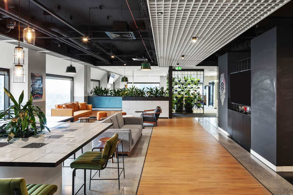 The Excellent-outfits From Modern Office Fit-outs In Avalon