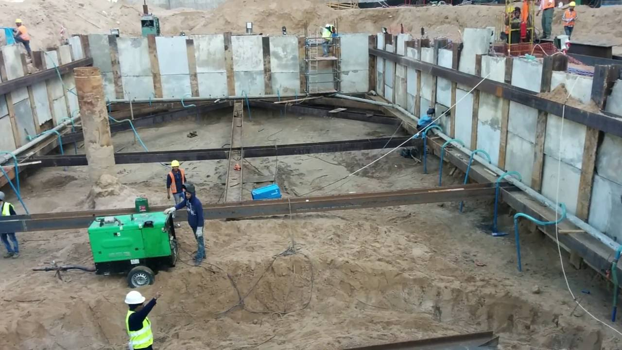Build Solid Durable Foundations With Soldier Piling and Screw Piles in Sydney