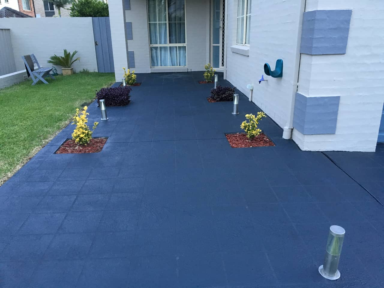 Things To Remember While Painting Your Driveway